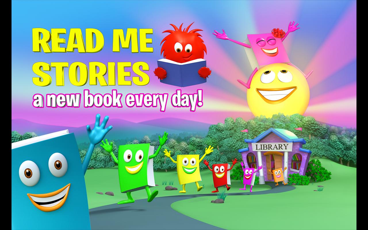Read Me Stories: Kids' Books - Content - ClassConnect