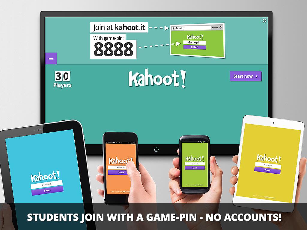 Kahoot! - Content - ClassConnect