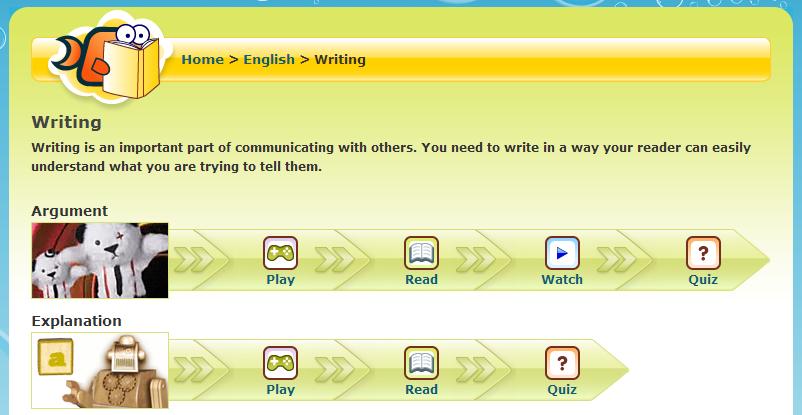 Creative writing tasks ks2