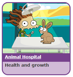 Image result for animal hospital bitesize