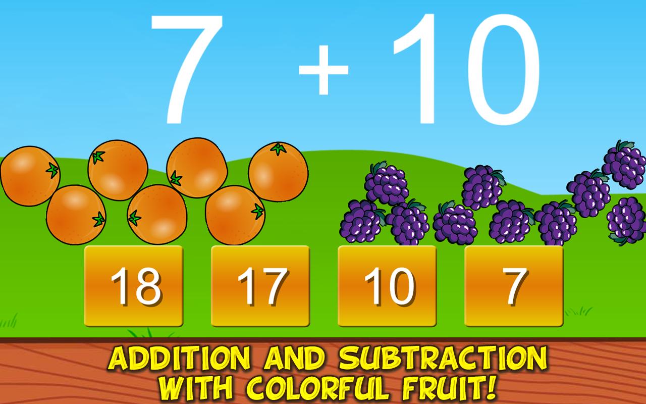 Preschool and Kindergarten Learning Games - Content - EdRedi