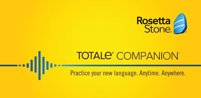 Rosetta Stone TOTALe - Content - ClassConnect