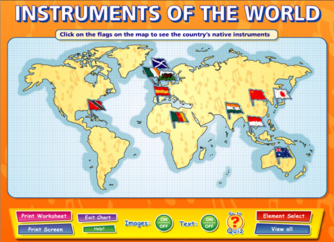 Instruments of the World - Content - ClassConnect