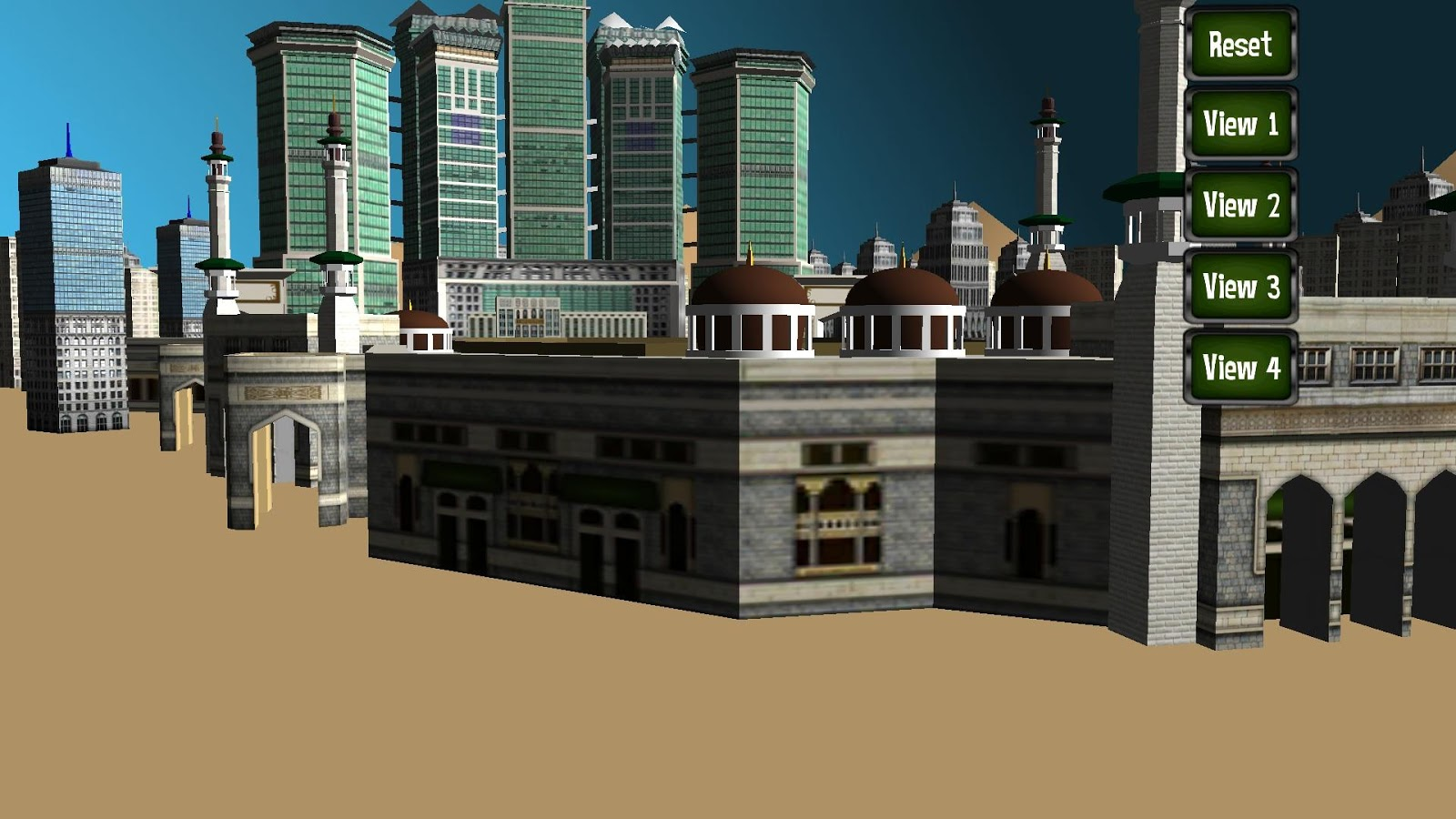 Mecca 3D (Makkah Virtual Tour) - Content - ClassConnect