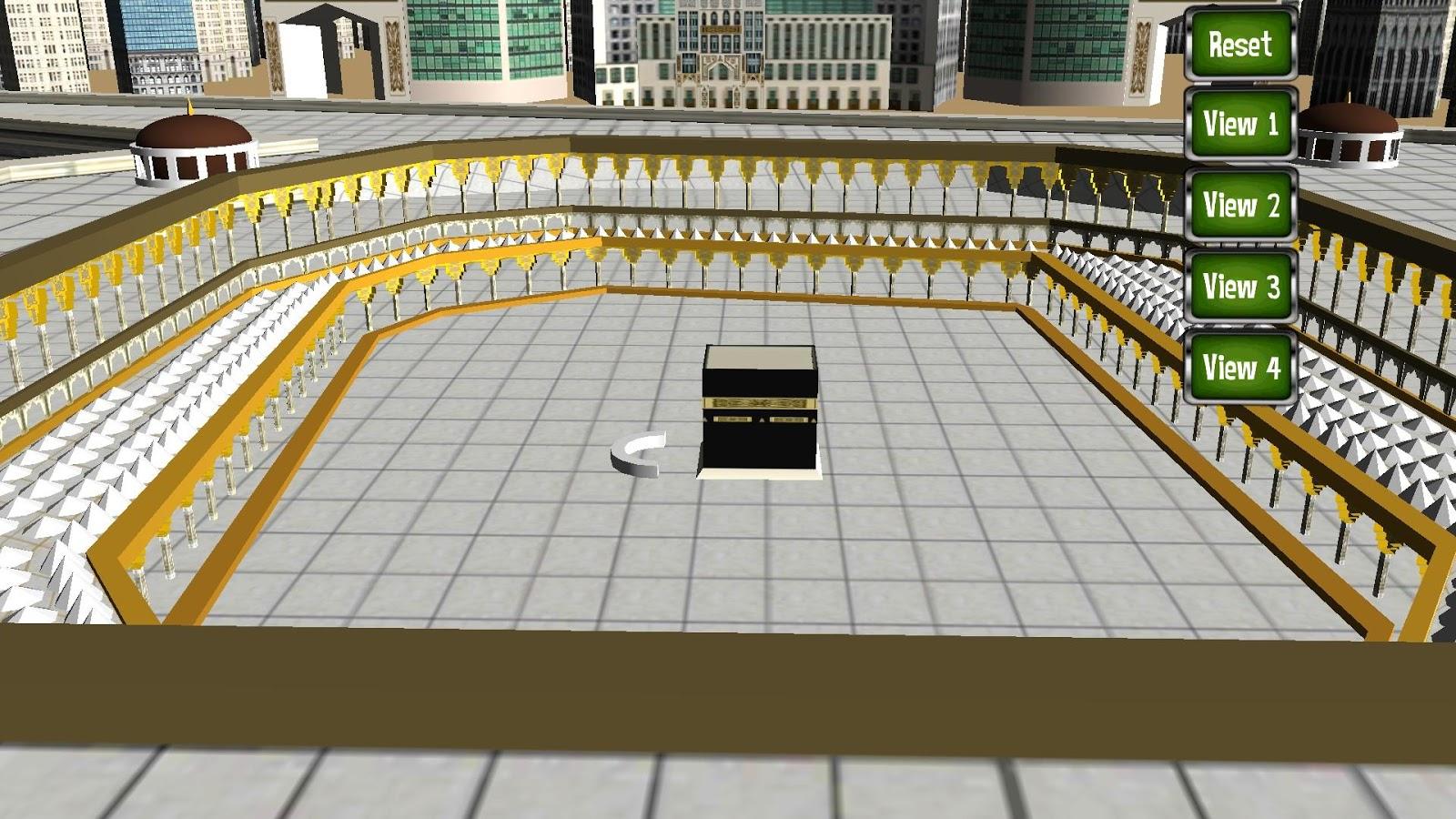 Mecca 3D (Makkah Virtual Tour) - Content - ClassConnect
